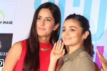 Watch: Alia Bhatt, Katrina Kaif Make Work Out Look Super Fun