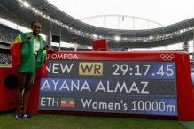 Ethiopia's Almaz Ayana Smashes World Record to Win 10,000m Gold