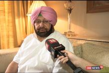 Sidhu Not in Talks With Congress, But Welcome to Join Unconditionally: Capt Amrinder Singh
