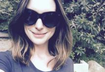 Anne Hathaway Shares a Powerful Message On Post-Baby Weight Loss
