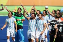 HWL Finals: Argentina Score Late Equaliser to Avoid Second Defeat