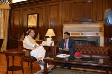 Raghuram Rajan Calls on Jaitley Ahead of Monetary Policy