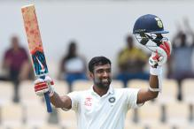 Expected a Good Return From This Series: Ashwin