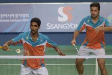 Rio 2016: Shuttlers Manu Attri-Sumeeth Reddy Crash Out of Men's Doubles