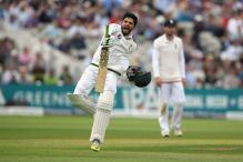 3rd Test: Azhar Ali Ton Gives Pakistan Control on Day 2