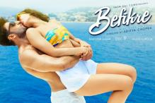 Befikre Poster: Ranveer Singh, Vaani Kapoor Share A 'Desi Kiss' In French Waters