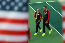 Rio 2016: Bethanie Mattek-Sands, Jack Sock Win Gold in Tennis Mixed doubles
