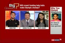 Will individual contributions in crowd funding initiatives help India make Olympic champs?