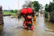 Bihar Flood Toll Reaches 156, Twins Born on Boat