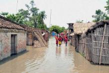 Bihar Floods Force People Along Kosi to Eat Rats