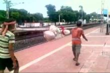 Odisha Hospital Workers Break Dead Woman's Bones Before Moving it