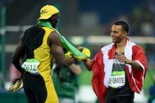 Rio 2016: Usain Bolt & Andre De Grasse's Bromance Is Breaking The Internet
