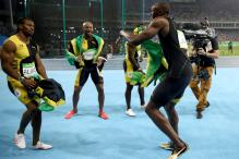 Rio 2016: Usain Bolt Completes 'Golden' Hat-Trick With Jamaica's 4x100m Win