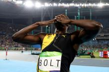 Rio 2016: Usain Bolt First Ever to Complete 100m Olympic Hat-Trick