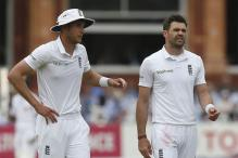 James Anderson, Stuart Broad Out For Rest of English Season