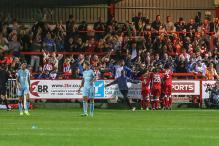 Burnley, Middlesbrough Suffer Shock League Cup Exits