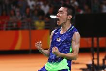 Rio 2016: Magic Moment as 'Proud' Lee Finally Beats Lin Dan