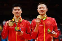 Rio 2016: China Beat Malaysia for Badminton Men's Doubles Gold