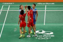 Rio 2016: Third on Medals Table, China faces Worst Haul Since 1996