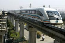 China's High-Speed Train Maker Launches Operations in India