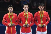 Rio 2016: China Win Men's Team Table Tennis Gold