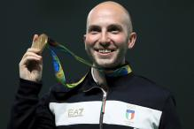 Rio 2016: Campriani Wins Second Gold, Italy Top Shooting Table