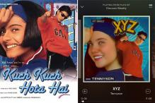 This Canadian Electronic Duo Copied The Hell Out of the 'Kuch Kuch Hota Hai' Poster