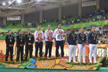 Rio 2016, Cycling: Britain Win Gold in Men's Team Sprint