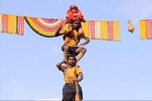 SC Refuses Human Pyramids Beyond 20 Feet for Janmashtami Celebrations
