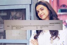The Indian Air Force Exam Had a Question About Deepika Padukone