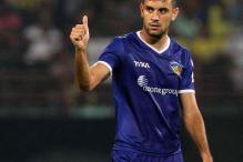 Delhi Dynamos Sign Brazilian Star Bruno Pelissari