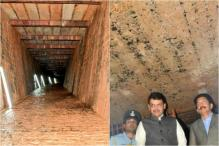 150-Meter-Long British Era Bunker Discovered In Maharashtra Raj Bhavan