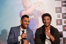 MS Dhoni Was Surprised to See Sushant Singh Rajput Emote Him Well on Screen