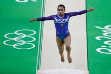 Rio 2016: Telangana CM Announces Rs 50 Lakh Reward to Dipa Karmakar