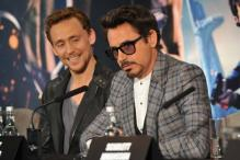 Robert Downey Jr Welcomes Tom Hiddleston to Instagram With a Cheeky Post