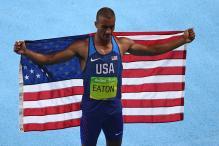 Rio 2016: USA's Ashton Eaton Retains Decathlon Crown