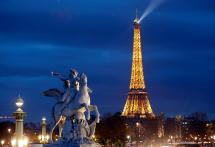 French European Indian Fashion Week To Take Place At Eiffel Tower