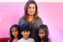 Farah Khan's Kids Are All Grown Up