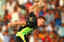 James Faulkner Claims Hat-Trick Against Sri Lanka