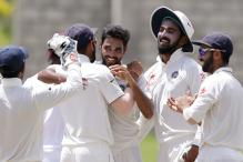 West Indies vs India, 3rd Test, Day 5