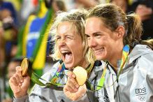 Rio 2016: Germany Beat Brazil to Women's Beach Volleyball Gold