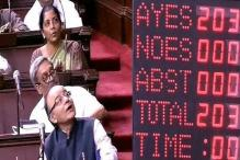 EVM Amuses Rajya Sabha During GST Bill Discussion