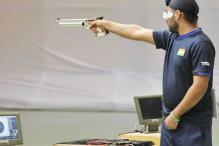 Rio 2016: Gurpreet Fails to Qualify For 25m Rapid Fire Pistol Men Final