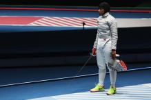 Rio 2016: Muhammad First US Athlete to Wear Hijab at Olympics