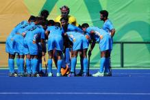 Indian Men's Hockey Team Slips One Place to Sixth in FIH Rankings