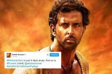 Hrithik Roshan promotes Rustom on Twitter, Akshay Kumar returns the favour