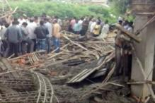 3 Killed After Under Construction Bridge Collapses in Hyderabad