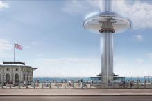 Britain's New i360 Tower a 'Pier in the Sky'