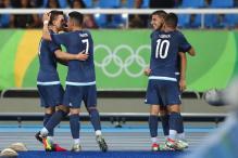Rio 2016: 10-Man Argentina Down Algeria, Gnabry Rescues Germany