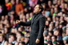 Frank de Boer Replaces Roberto Mancini at Inter Milan